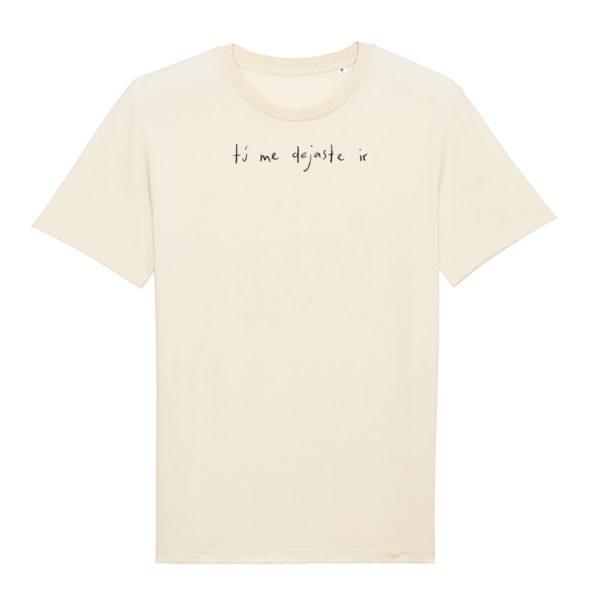 Por si apareces. La Camiseta Oficial by Alice Wonder (Vista Frontal)