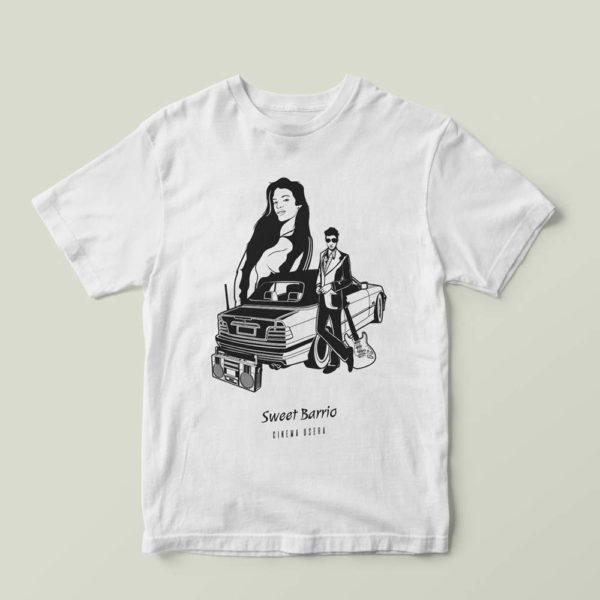 Camiseta Sweet Barrio Cinema Usera